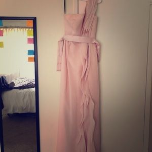Vera wang bridesmaid dress size 4